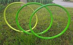 "Stans Notubes Ztr Flow Ex grün 650B 27,5"""