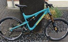 Santa Cruz Bronson CC Carbon 2017 XL Frameset, Preisupdate