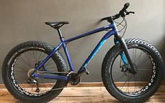 Specialized Fatboy SE 2016 blau, SONDERPREIS