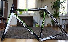 Cannondale Super X 2012 Hi Mod Cyclocross Carbon Rahmen