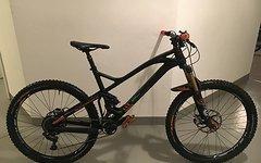 Mondraker Foxy Carbon RR 2015