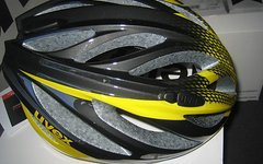 Uvex Helm - UVEX Boss Race 2016 Gr. 52-56 cm!TOP!