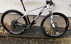 "BMC Team Elite TE02 29"" Carbon Größe S"