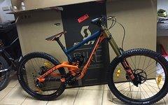 Scott Sports Gambler 710 DH Bike 2018 in M NEU