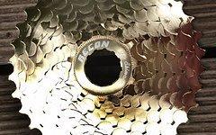 Recon Alu Lightweight Cassette 11-34 9-fach Gold, NEU