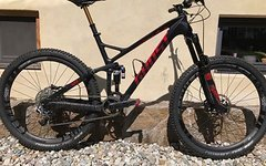 Ghost SLAMR X LC 10 27.5 All Mountain Bike 2016 Carbon