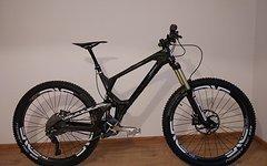 Enve M60 forty 27.5 HV 650b demo bike NEW
