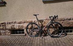 BOC Rennrad Giro Comp , Campagnolo Athena 2x10, Carbon RH58, Veltec