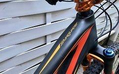 """Specialized Stumpjumper FSR 29"""" Comp Carbon 2016 Größe L"""