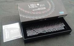 KMC X10 SL DLC 10-fach Kette