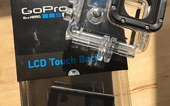 Gopro LCD Touch Backpack Display