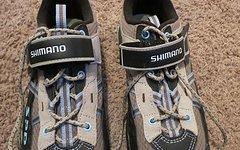 Shimano Damen MTB-Schuhe SH-WM41 - wie neu