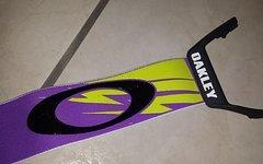 Oakley Airbrake MX TLD Brillenband und Beutel Limeted Edition
