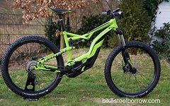 Cannondale 2017 Moterra 3 E-Bike