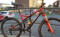 Specialized Stumpjumper fsr sworks L 26 27.5 tausch epic camber 301