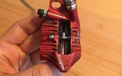 Hope Tech Rot V4 Stahlflex