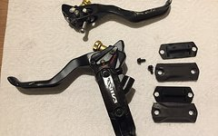 Shimano Saint M810 Bremsgriff Li + Teile
