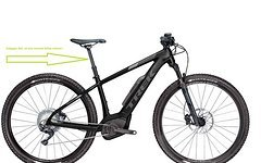 Trek Powerfly 7 MY 2018 Bosch CX E-Bike NEU UVP €3.799 e-bike