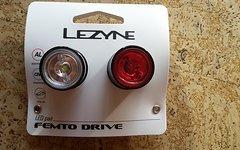 Lezyne Femto Drive LED Licht