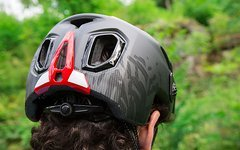 Bluegrass Golden Eye Enduro Helm, M schwarz 2017er!