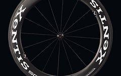Xentis SQUAD 7.5 Silver Line Clincher Carbon NEU VR+HR