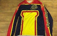 Troy Lee Designs Trikot rot/gelb/blau Gr. L