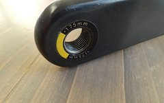 SRAM Kurbelgarnitur S2210, GXP, Carbon, 175mm Kurbel, wie X0