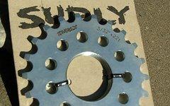 Surly Ritzel 22Z, Track Cog, Schraubritzel, Standardgewinde