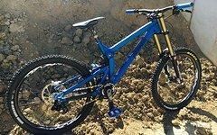 Rock Shox Kage R 240x76