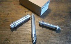 Chris King ISO Adapter HR 135x10 Schnellspanner