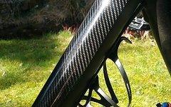 Liteville 301 Carbon Ramen Schutz Unterrohr Schutz