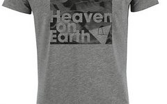"Brothersindirt T-Shirt ""Heaven"" grey L *NEU*"