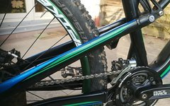 Rose Unclejimbo / S Top junior/madel bike