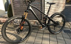 Canyon Spectral CF 9.0 SL, Trailbike, Carbon, Gr. L, hochwertige Ausstattung