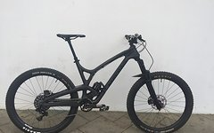 Evil Bikes Insurgent Large Custom Hope, Renthal, Syntace - TOP!