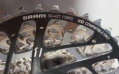 SRAM XX1 11-fach Kassette XG 1199 10-42