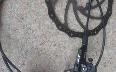 Shimano XT BR-M8000 Hinterrad