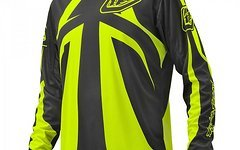 "Troy Lee Designs SPRINT JERSEY ""Gr. M"" REFLEX DARK GRAY/FLO YELLOW"