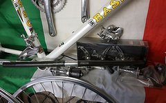 Cinelli Fortek Carbon Lenker 112g / retro top zustand !!!