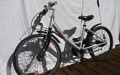 """Prince 20"""" Kinderrad, Mädchenrad, 3-Gang, nur 9,4kg schwer"""