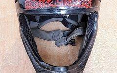 661 SixSixOne Evo Carbon Camber Helmet: