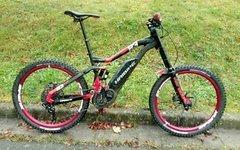 Haibike XDURO Tschugg 23, Gr. L Testbike ~900km