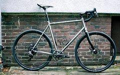 Kinesis Cyclocross/Randonneur/Rennrad mit Titanrahmen, Tripster ATR