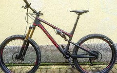 Rocky Mountain Altitude 770 MSL 2016, carbon/red