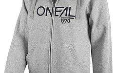 O'Neal Racing 70 Hoodie Gray L *NEU*