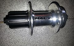 Halo 9-fach Hinterrad Disk Nabe 135mm