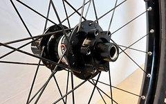 Dt Swiss / Brave Hinterrad aus D-Lux 32 / 440 Freeride 135x12