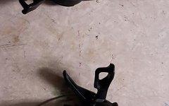 Simano Slx Trigger Schalthebel SL-M670 vorne und hinten 2x10