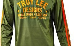 Troy Lee Designs Designs Super Retro Jersey Army S