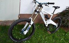 Orange Fox 224 Mit Fox 40 Rc2 Komplett Hope Bremsen Bike Rahmen